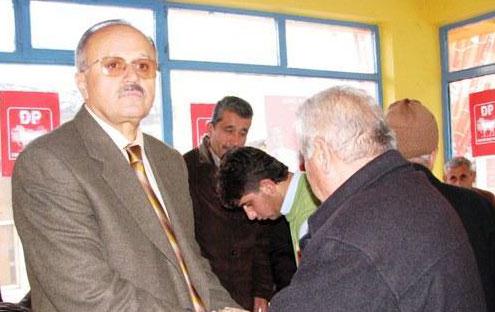 Dp Belediye Başkanı Adayı Hasan Kara