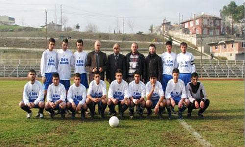 Boyabatspor'un 4-2 galibiyeti