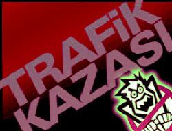 Hanönün'de Trafik Kazası