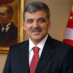 Cumhurbaşkanı Abdullah Gül Sinop'ta