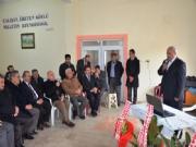 Belediye Başkanı Mehmet Ermiş, Kur'an Kursu'nun Açılışına Katıldı