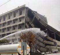 Video Haber: Boyabat Belediyesi Eski Hizmet Binasının Yıkım Anı