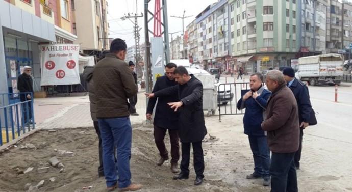 Boyabat Belediye Başkanı Şefik Çakıcı Startı Verdi