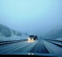 Video Haber: Boyabat Sinop Kara Yolu Dranaz Tünelinde Yoğun Kar Yağışı