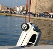 Son Dakika Sinop'ta Otomobil Denize Uçtu