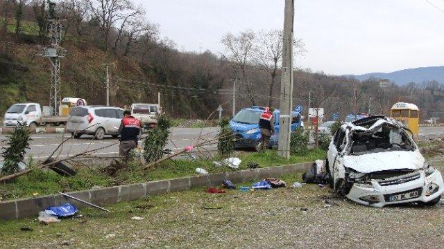 Video Haber: İşadamı Rıza Mor Trafik Kazasında Hayatını Kaybetti