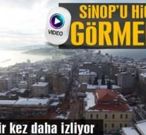 Sinop'u Hiç Böyle Görmediniz