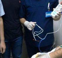 Boyabat Devlet Hastanesinde Bir İlk