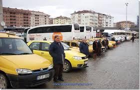 Boyabat Meydan Taksi